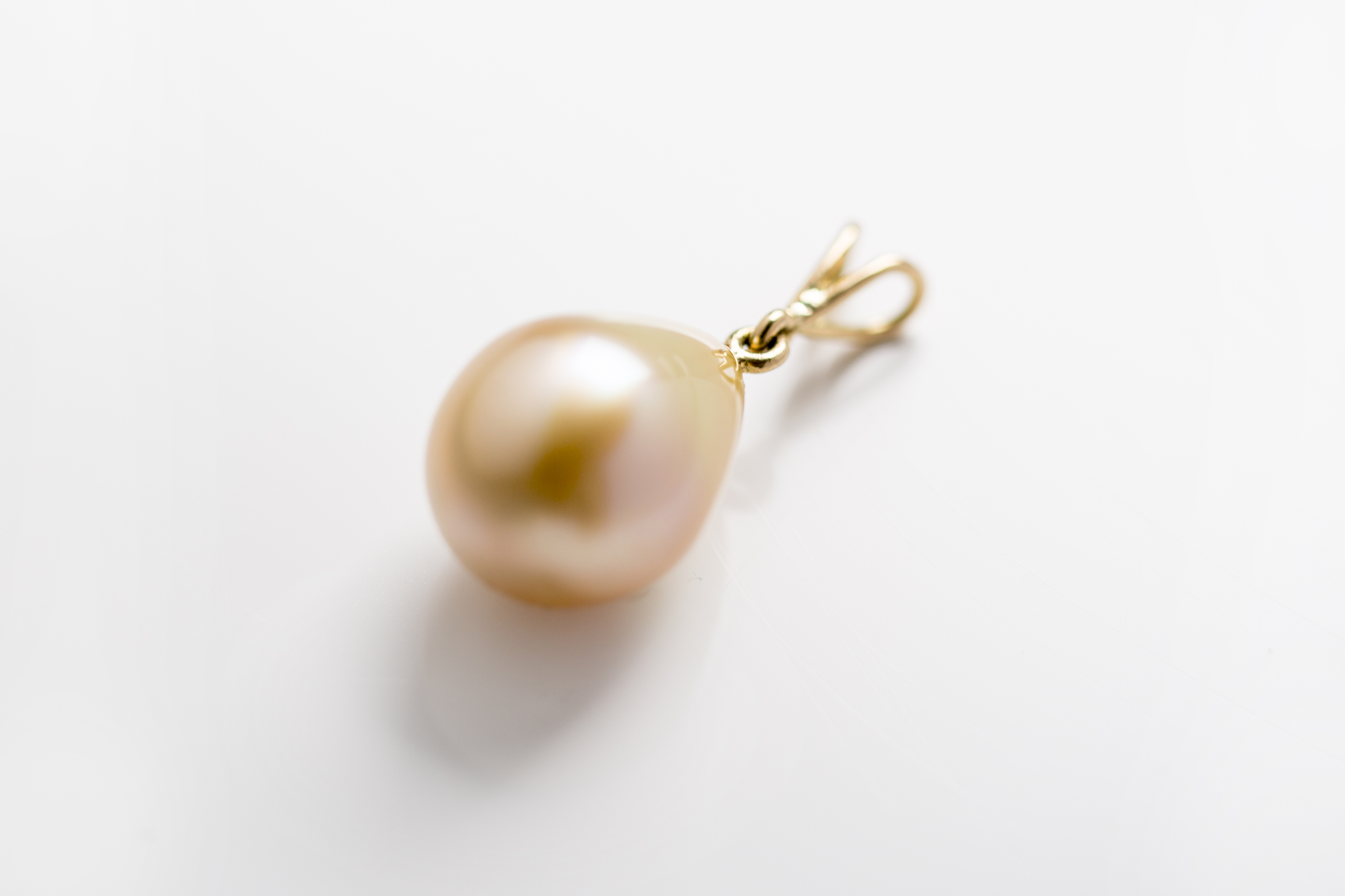 south golden with pearls sea gold yellow pearl strand copy clasp